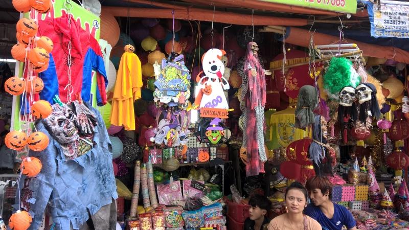 Top 9 Địa điểm vui chơi trong ngày Halloween ở Hà Nội