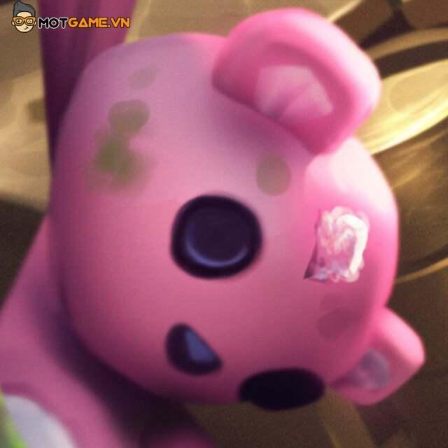 LMHT: Riot Games 'bo cua cực gắt' bằng trang phục Blitzcrank Vinh Quang