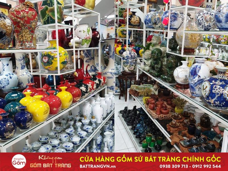 Top 7 Cửa hàng gốm sứ uy tín và chất lượng nhất HCM