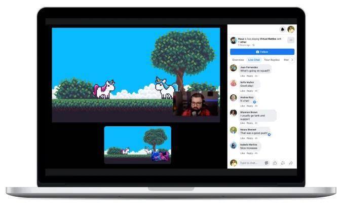 Các nhà sáng tạo của Facebook Gaming đã có thể stream cùng nhau