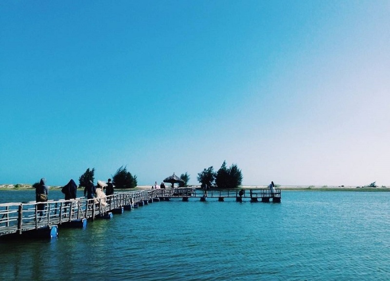 """Hồ Cốc không chỉ là một địa điểm """"xõa nước"""" lý tưởng mà còn là nơi yêu thích của nhiều tay săn ảnh"""