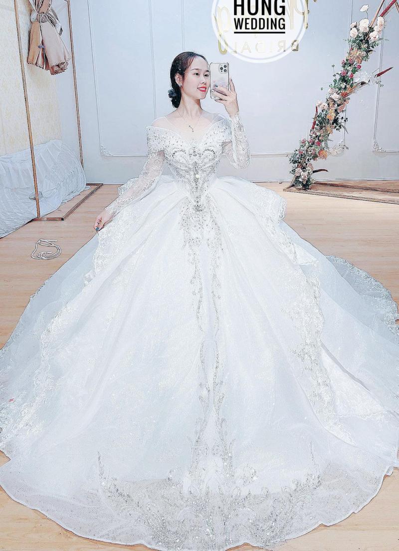 Top 7 Địa chỉ cho thuê váy cưới đẹp nhất TP. Bảo Lộc, Lâm Đồng