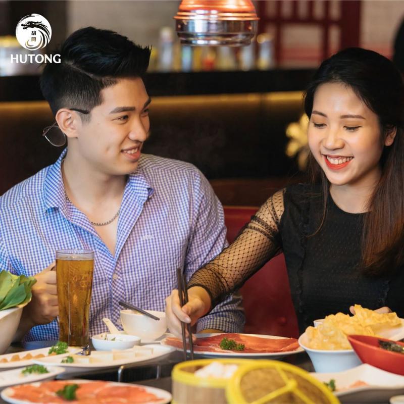 Hutong – Thiên đường Lẩu Hồng Kong