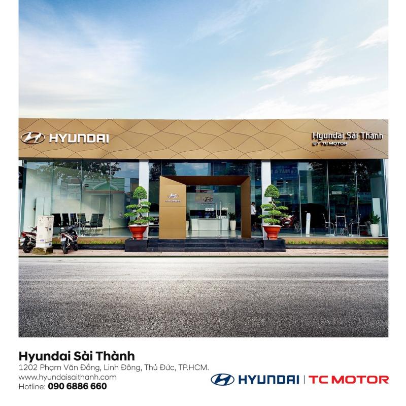 Top 10 đại lý xe Hyundai uy tín và bán đúng giá nhất ở TP. HCM