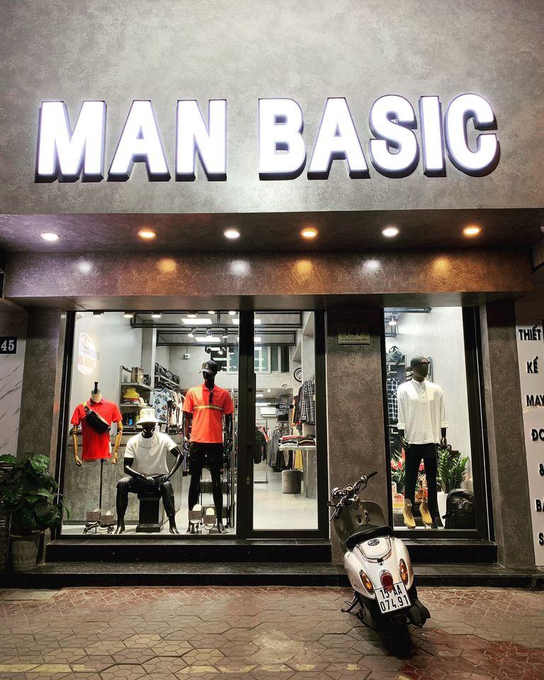 Man Basic
