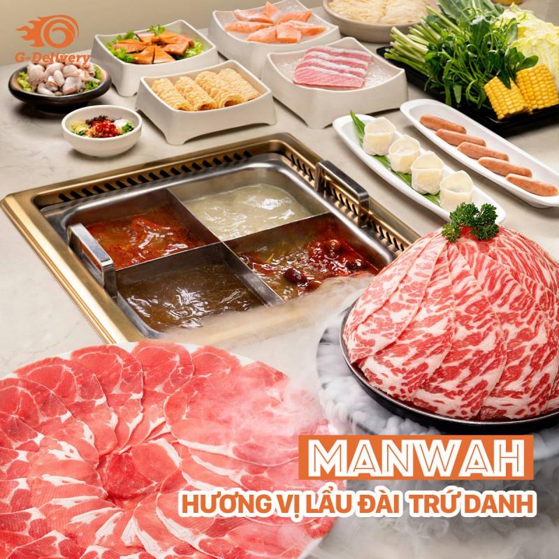 Lẩu Đài Loan Manwah