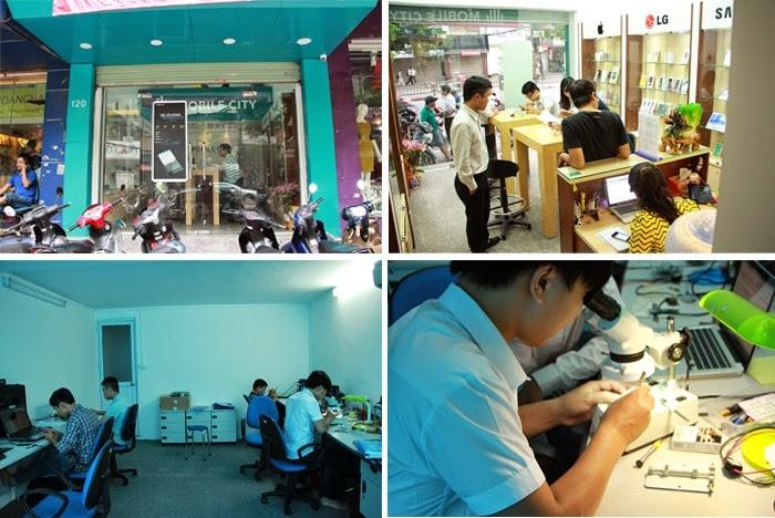 Top 10 Trung tâm thay màn hình Samsung uy tín và chất lượng nhất ở Hà Nội