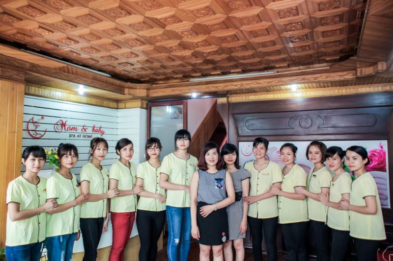 Top 10 Dịch vụ chăm sóc sau sinh tại nhà tốt nhất Hà Nội