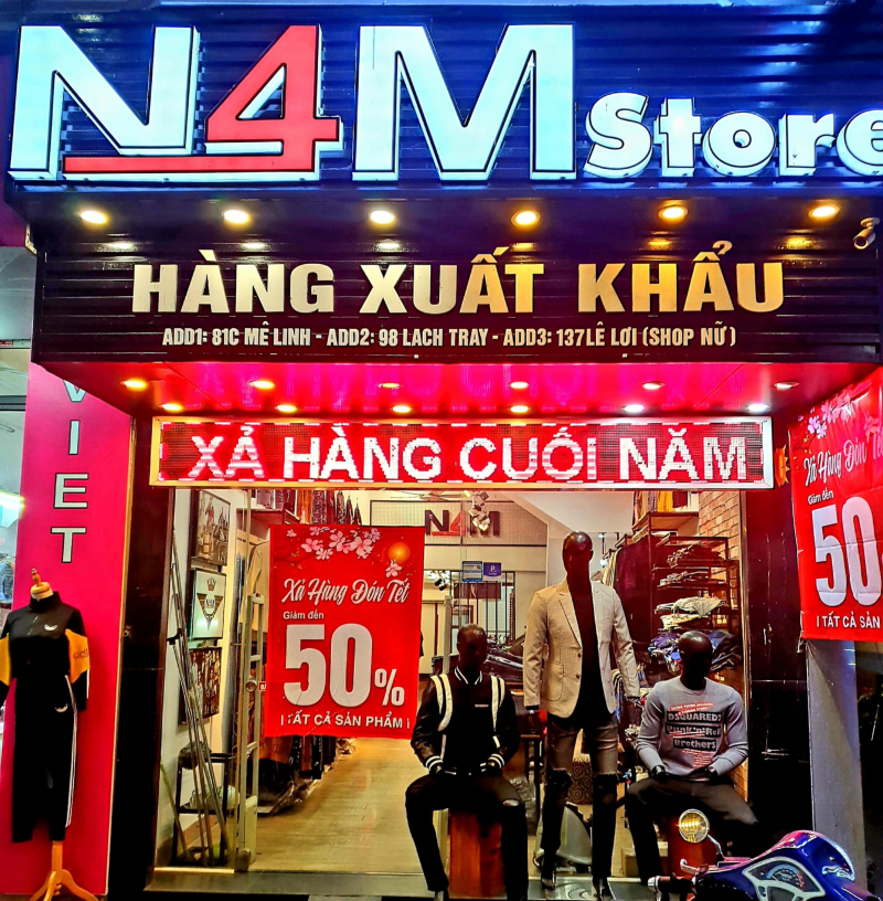 N4m Store