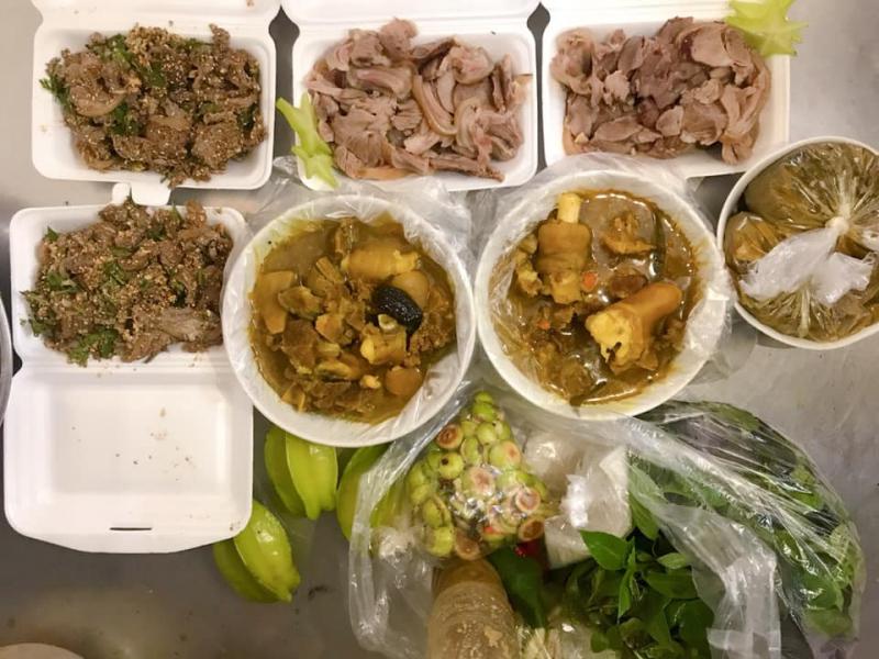 Nhà hàng Thịt Dê Hồng Sơn