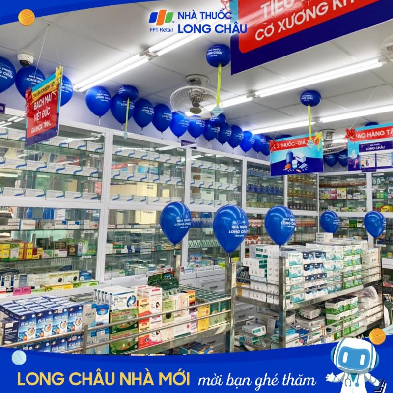 Top 4 Nhà thuốc Tây uy tín nhất Cao Lãnh, Đồng Tháp