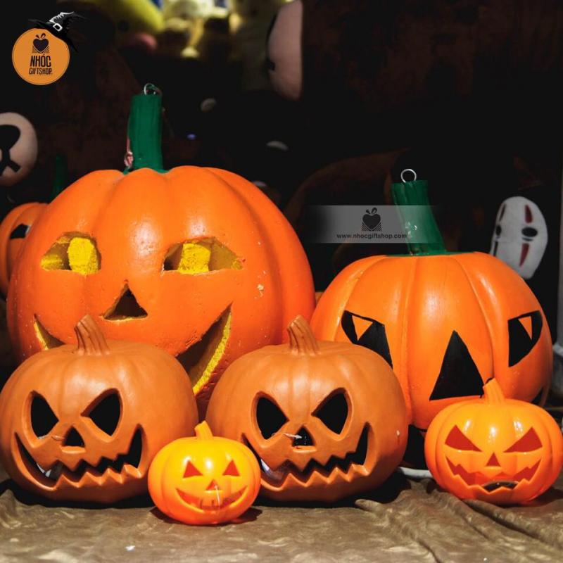 Top 5 Địa chỉ bán đồ trang trí Halloween đẹp nhất Cần Thơ