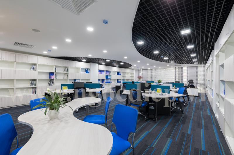 Top 7 Công ty thiết kế cung ứng nội thất văn phòng hàng đầu Việt Nam