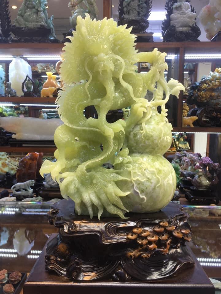 Sản phẩm của Nội Thất Phong Thủy Phúc Đại An cam kết đá quý tự nhiên 100%