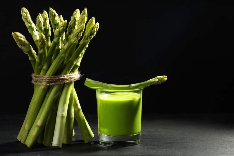 Top 7 Công thức làm nước ép măng tây giảm cân đơn giản nhất tại nhà