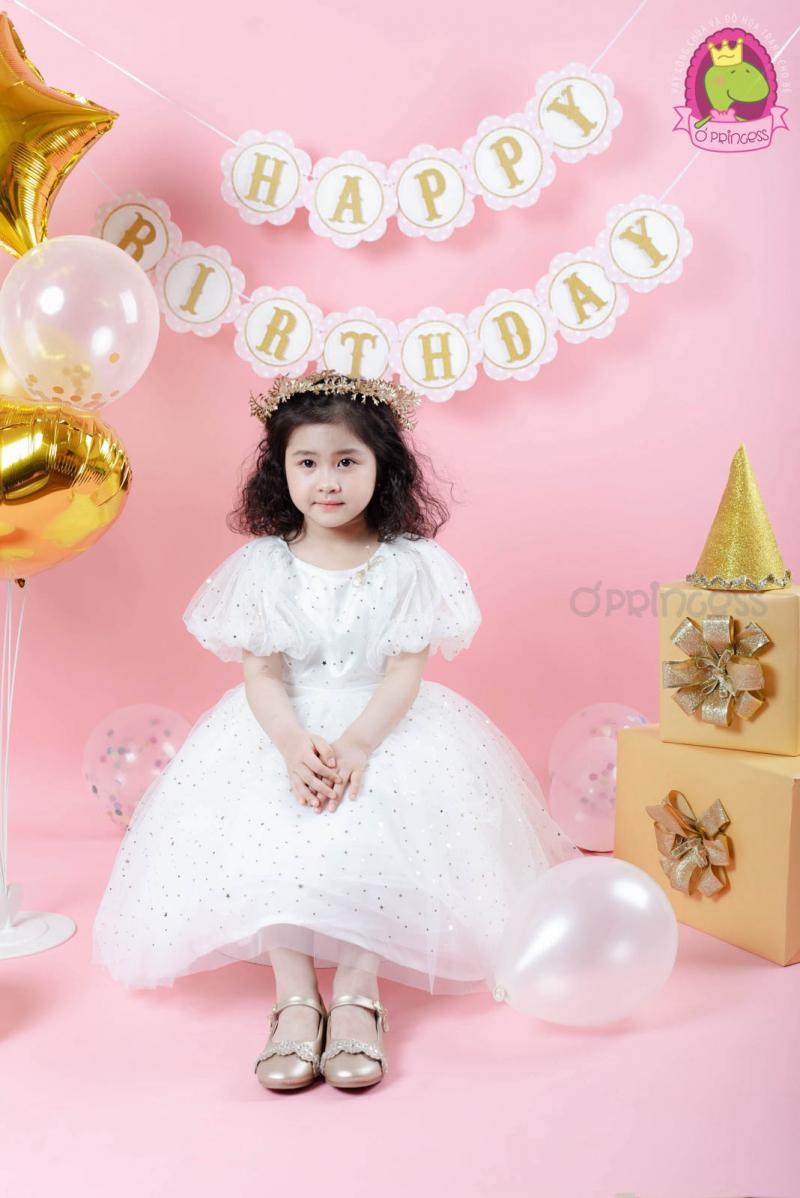 Top 8 Shop váy công chúa cho trẻ em đẹp nhất Hà Nội