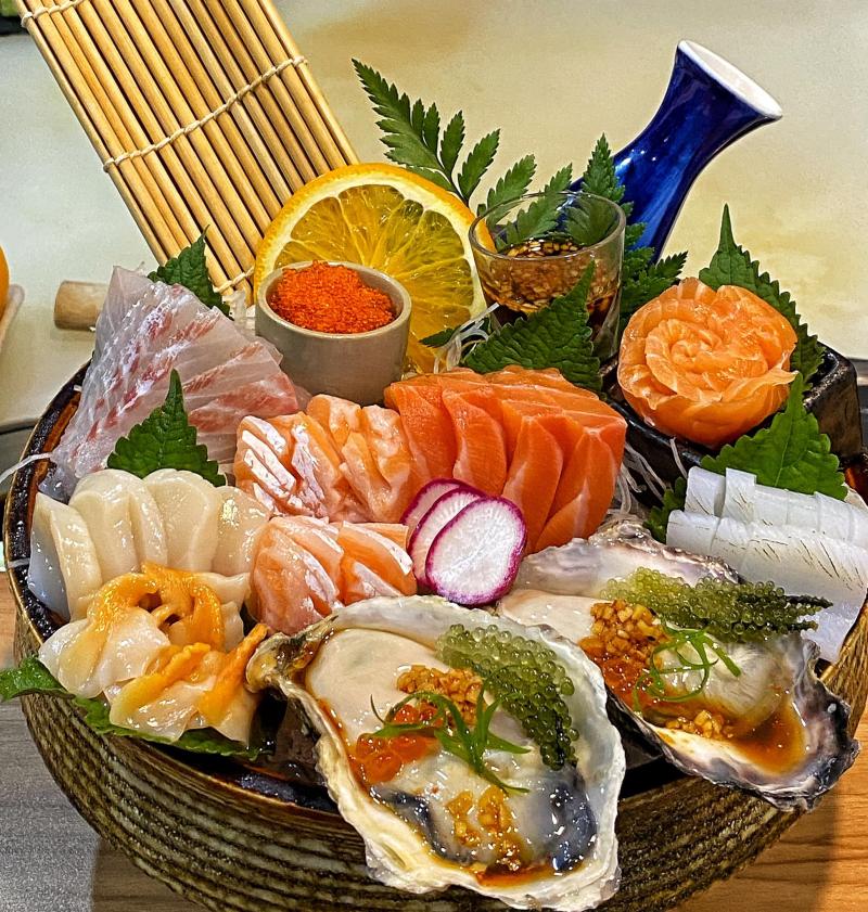 Top 8 Địa chỉ ẩm thực Nhật Bản được giới trẻ Cần Thơ yêu thích