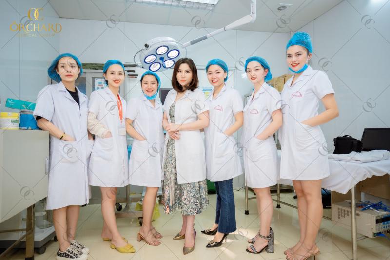 ORCHARD GROUP (HoaLynh) by Vũ Thị Diệu Hoa