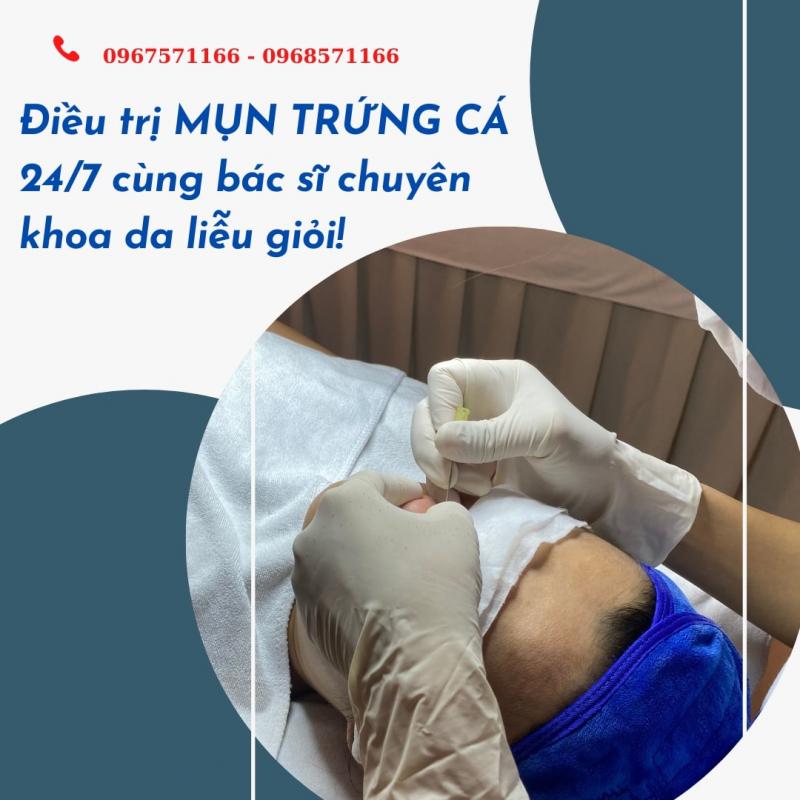Phòng khám Da liễu Thẩm mỹ Thái Hà