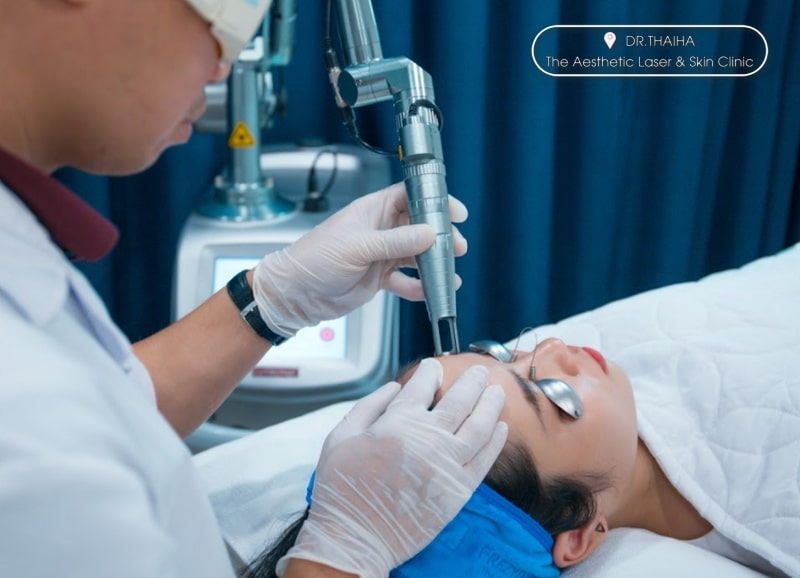 Phòng khám Da liễu Thẩm mỹ Thái Hà (Dr.thaiha)