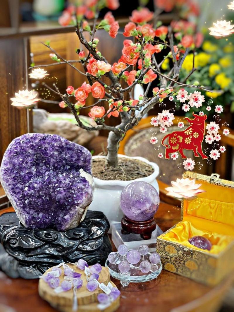 Top 6 Cửa hàng bán đồ đá phong thủy uy tín nhất Hà Nội