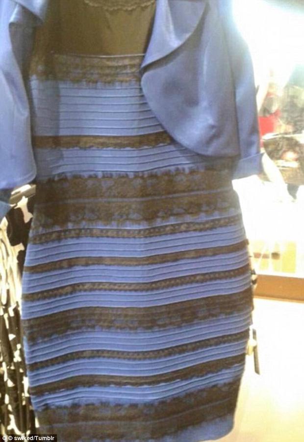 """5 tấm hình từng khiến cư dân mạng """"phát lú"""" cực mạnh giống như chiếc váy xanh đen – vàng trắng năm nào"""