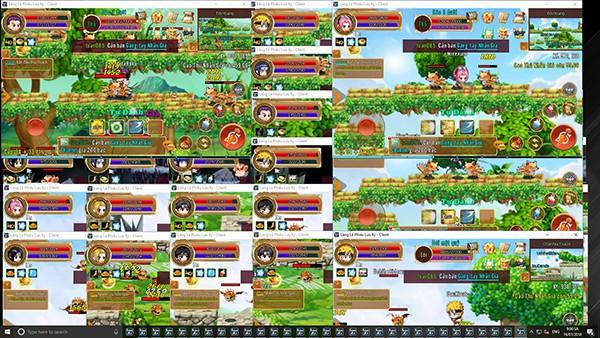 """Những tính năng khiến cho """"dân cày"""" đang dần mất đất sống trong làng game online Việt"""
