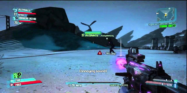 Những vũ khí nhìn thì ghê gớm nhưng hóa ra lại vô tích sự trong game