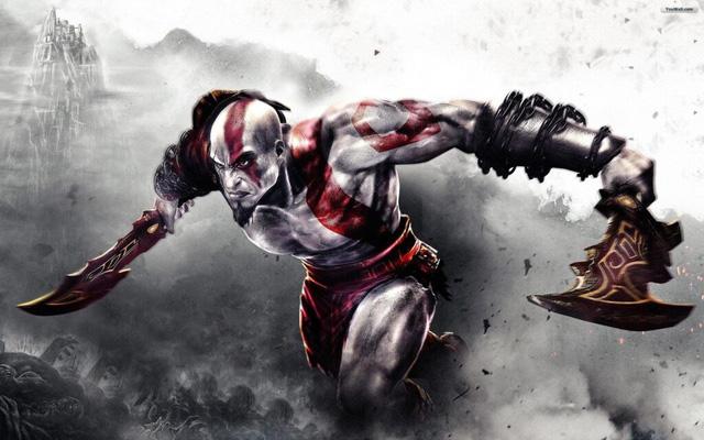 """Chờ God of War: Ragnarok quá lâu, fan quay ra đặt giả thuyết: Sẽ ra sao nếu Kratos """"trẻ trâu"""" so găng với Kratos """"đã làm bố""""?"""