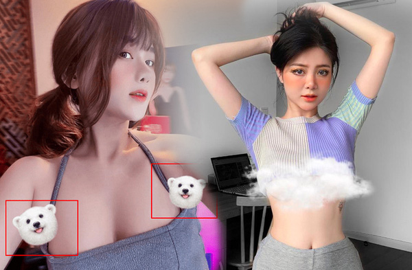 """Theo đuổi phong cách """"sexy"""": Tảng băng 3 phần nổi, 7 phần chìm mà các nữ streamer đánh liều trải nghiệm"""