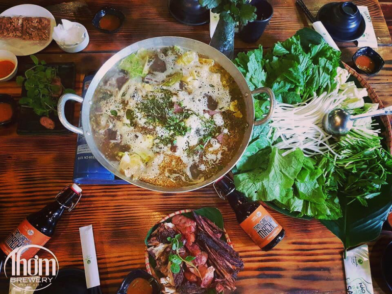 Top 11 Quán ăn nổi tiếng nhất khu vực Quận Hai Bà Trưng, Hà Nội