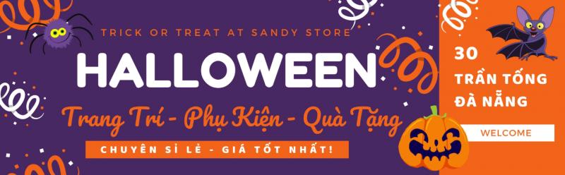 Top 7 Địa chỉ bán đồ trang trí Halloween đẹp nhất Đà Nẵng