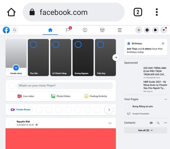 """Facebook và Messenger hoạt động trở lại sau hơn 6 tiếng """"sập"""" trên toàn cầu"""