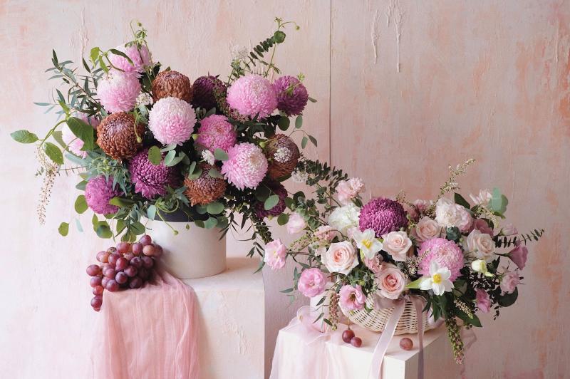 Top 6 Shop hoa tươi đẹp nhất quận Hai Bà Trưng, Hà Nội