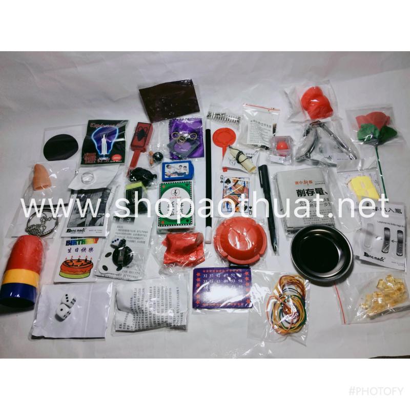 Shop ảo thuật NTP