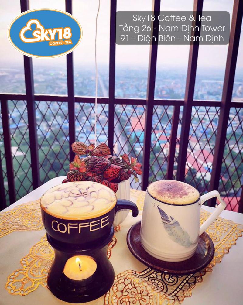 SKY18 Coffee & Tea