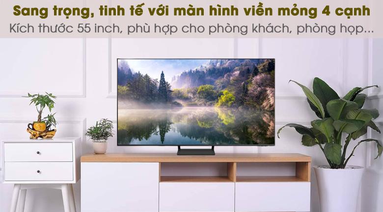 Top 10 Mẫu Smart Tivi được yêu thích nhất