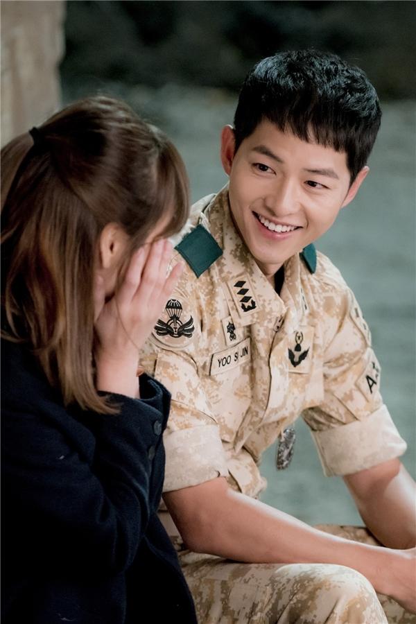 Top 10 Nam diễn viên Hàn Quốc có nụ cười đẹp nhất