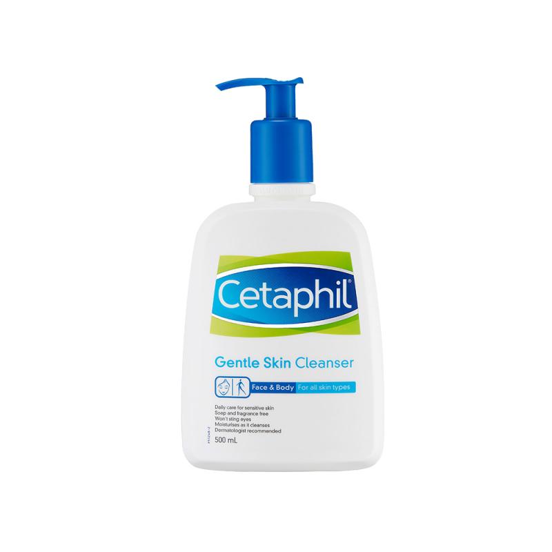 Top 6 Sản phẩm làm đẹp, chăm sóc da tốt nhất của thương hiệu Cetaphil