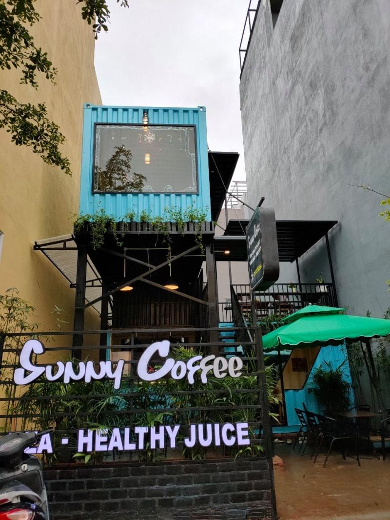 Top 3 Quán cà phê container đẹp nhất tại Đà Nẵng