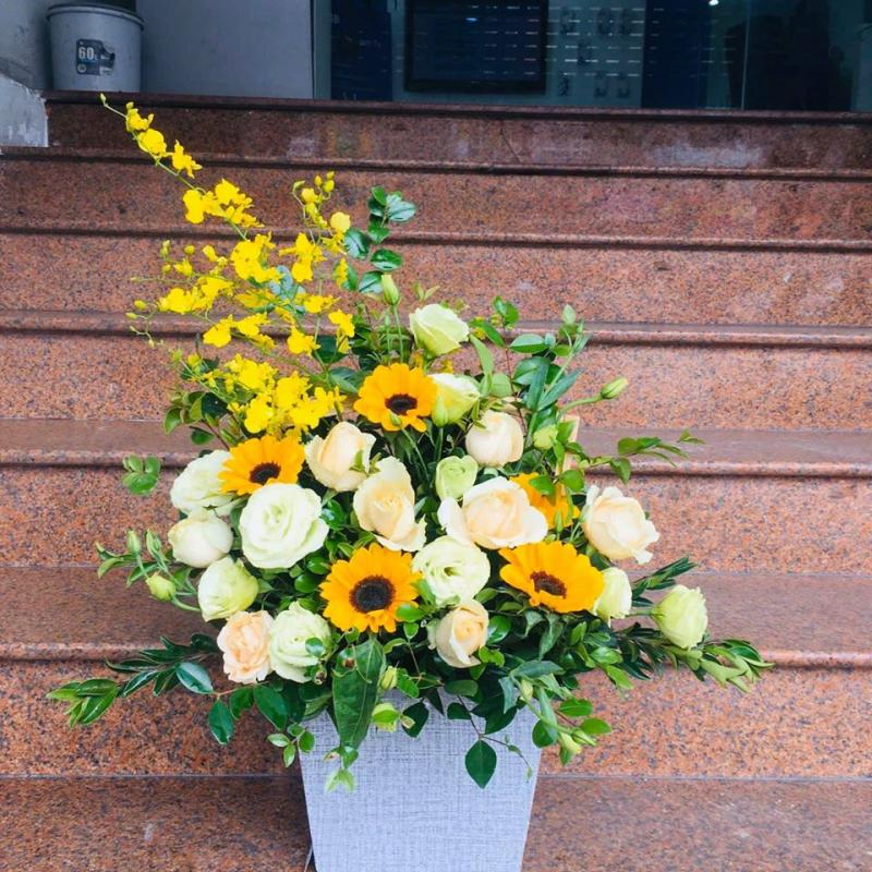 Top 5 Shop hoa tươi đẹp nhất quận Thanh Xuân, Hà Nội