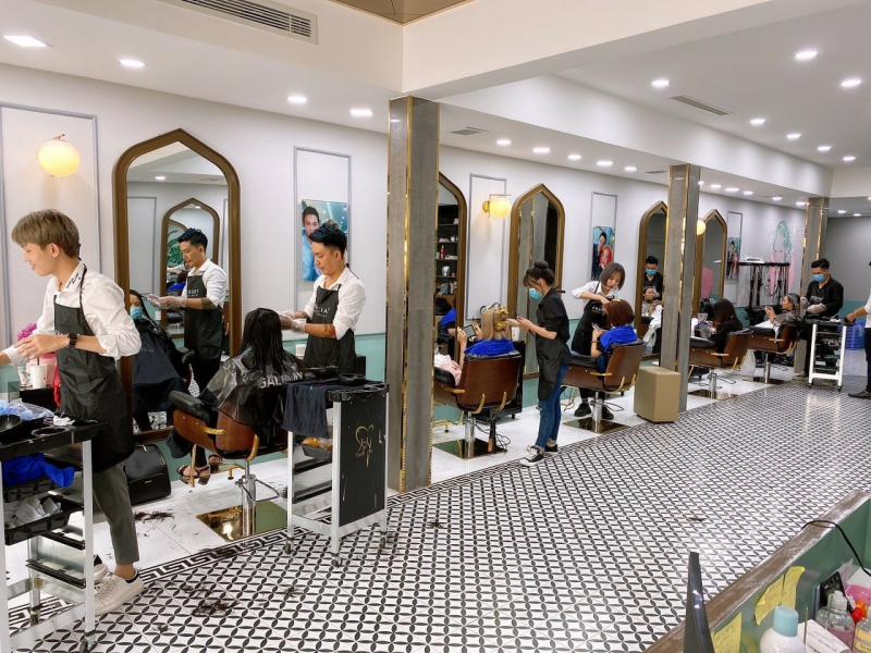 Top 9 Địa chỉ cắt tóc ngắn đẹp nhất quận Hai Bà Trưng, Hà Nội