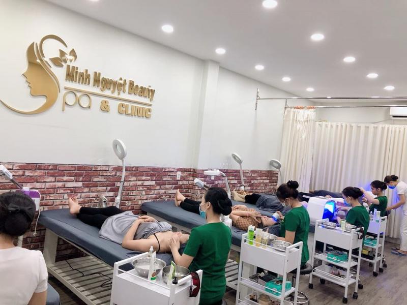 Top 8 Spa trị mụn hiệu quả nhất Long Thành, Đồng Nai