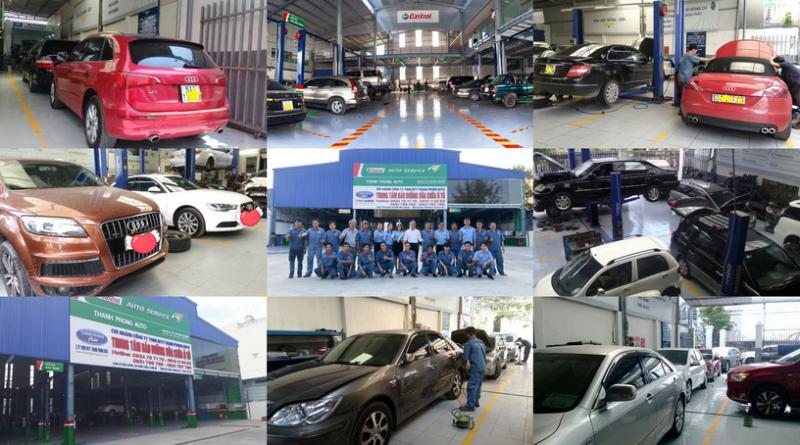 Top 11 Xưởng/ Gara sửa chữa ô tô uy tín và chất lượng ở Tp. HCM