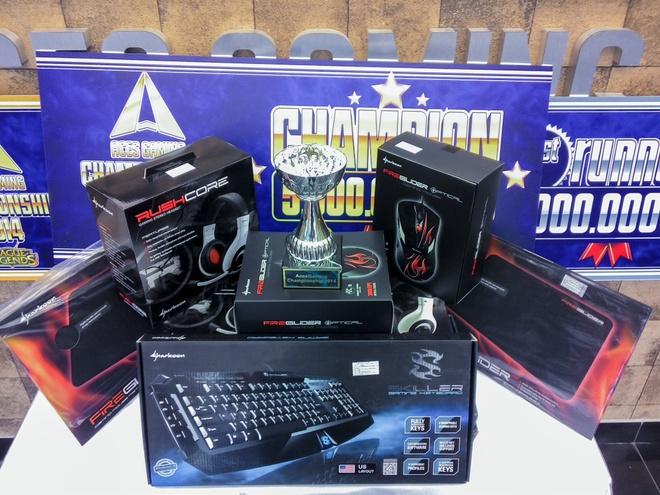 Những hình ảnh đẹp tại Aces Gaming Championship 2014