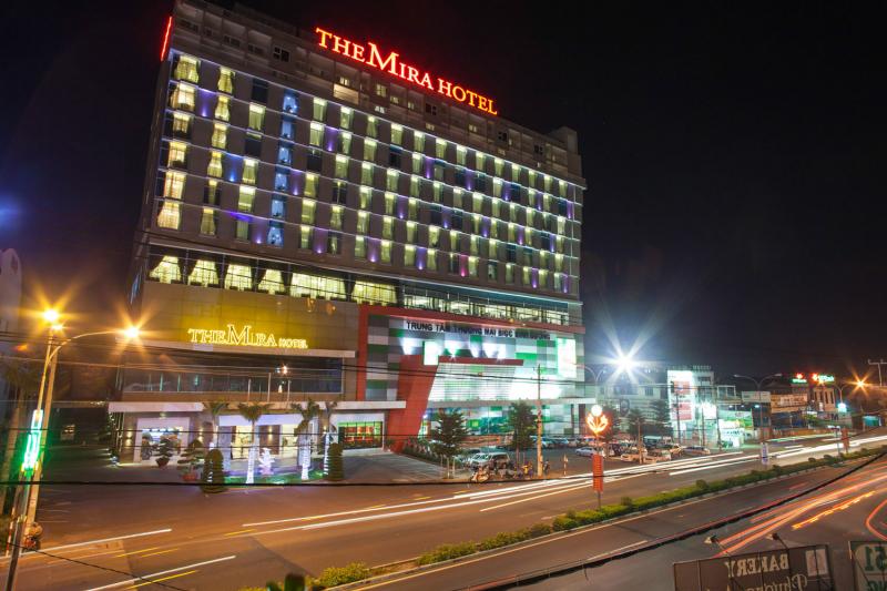 Top 6 Khách sạn tốt nhất Thủ Dầu Một, Bình Dương