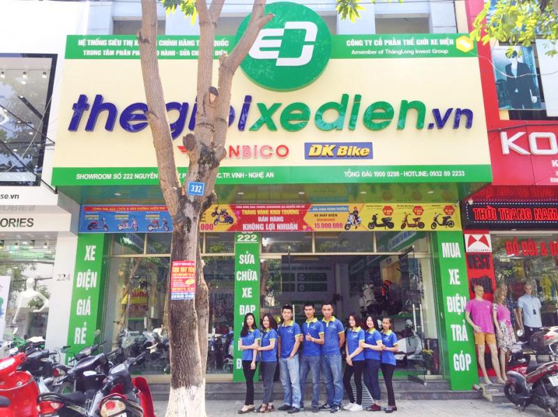 Top 7 Địa chỉ mua xe đạp điện uy tín nhất tại tỉnh Nghệ An