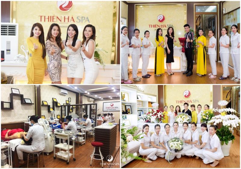 Thiên Hà Spa -  Thẩm mỹ viện trị nám, tàn nhang top 1 Việt Nam
