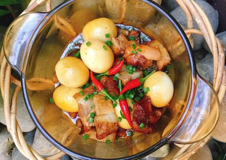 Top 6 Món ăn ngon nhất được chế biến từ thịt heo quay