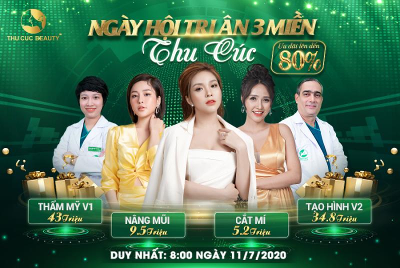 Top 10 Địa chỉ nâng mũi đẹp và an toàn nhất tỉnh Thanh Hóa